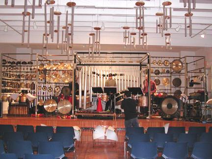 Indoor Carillon by Garry Kvistad