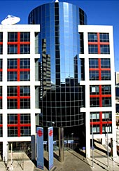 CBC Broadcasting Centre, Toronto