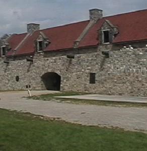 Fort Ticonderoga - Main Gate