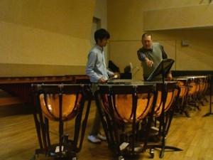 "Timpani Masterclass - Yuhei Kikuchi performs ""Etude #9"" by J. Delecleuse"
