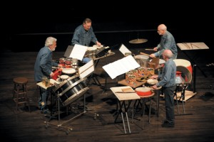 NEXUS plays Third Construction by John Cage