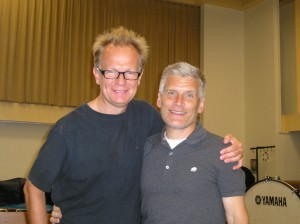 Anders Astrand and Michael Burritt