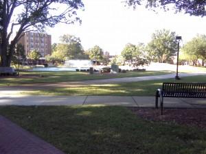 University of North Carolina Campus
