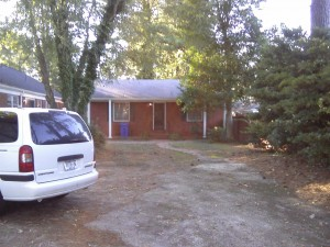 "UNCP ""International House"" Cottage"
