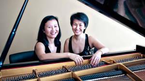 Lydia Wong and Midori Koga - 2 X 10