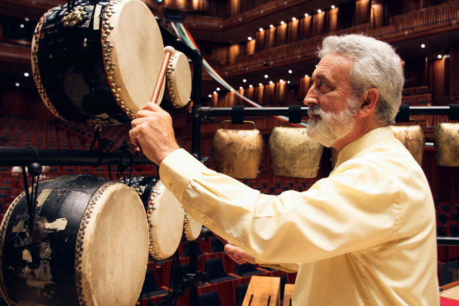 Garry's drum cadenza