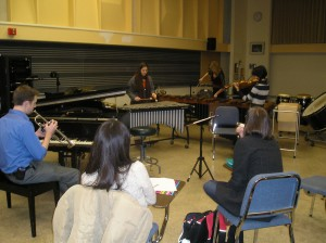 Creative Music Making Session - Feb. 11, 2011