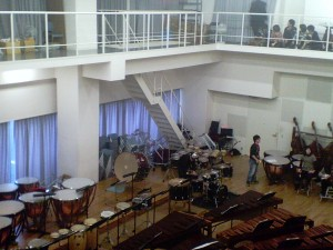 Showa large rehearsal room
