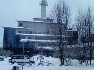 The Studio Acusticum, Piteå