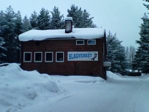 Slagverket (Percussion House at Framnäs Folkshögskola)