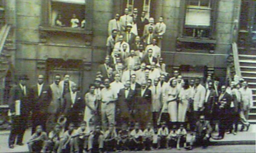Harlem - 1958