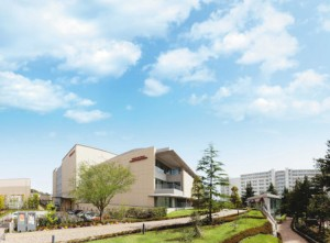 The Showa campus in Kawasaki