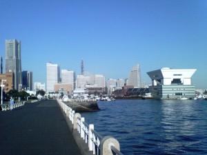 Yokohama Bayside Dec. 16, 2013