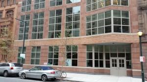 Curtis Institute of Music, Lenfest Hall on Locust Street, Philadelphia
