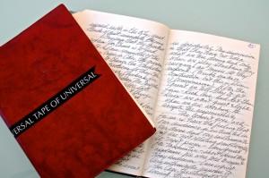 Robin's world tour diary