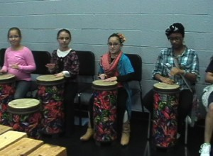 ROC Drummers is open to Rochester City School students of any age.