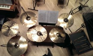 Daphnis cymbals