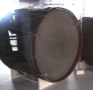 The Joseph Brown Bass Drum (ca. 1833) at Fort Ticonderoga