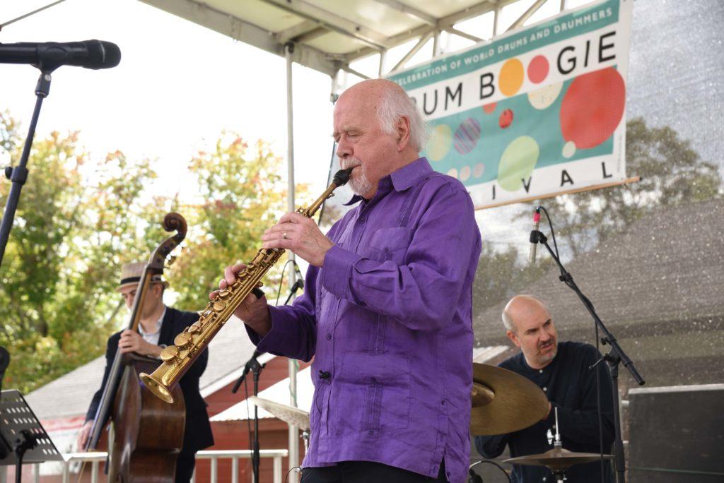 Paul Winter's My Brazil Quintet - DBF 2019 - Credit LuLu-Media